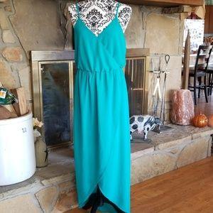 Green Lush dress